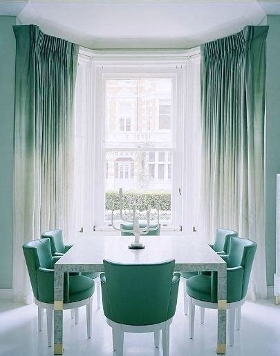ombre drapes the color turquoise teal aqua