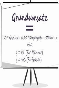 Bmi Mann Berechnen : grundumsatz rechner berechnen sie ihren individuellen grundumsatz ~ Themetempest.com Abrechnung