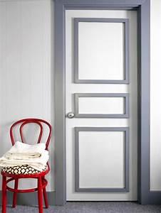 Kit Deco Porte Interieur : 1001 id es originales comment peindre une porte int rieure ~ Melissatoandfro.com Idées de Décoration