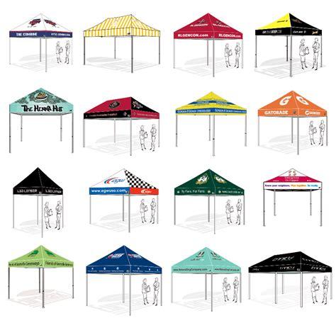 custom pop  canopy sample