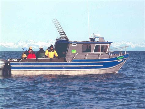 Saltwater Boats by Kenai River Frontage 8 Cabins W Salt Fresh Water
