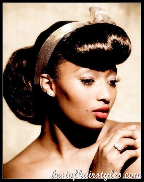 1950s Black Hairstyles by 1950 Hair Styles Images 1950 S Hairstyles 28 The Retro