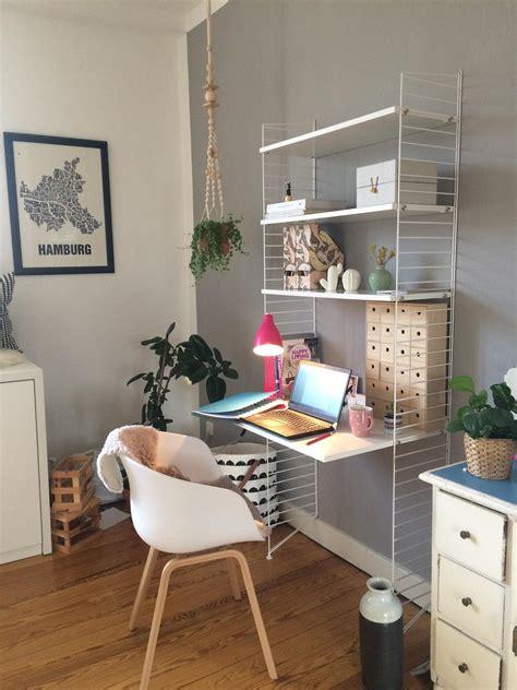 schlafzimmer ideen mit arbeitsbereich wandgestaltung kreative highlights bei