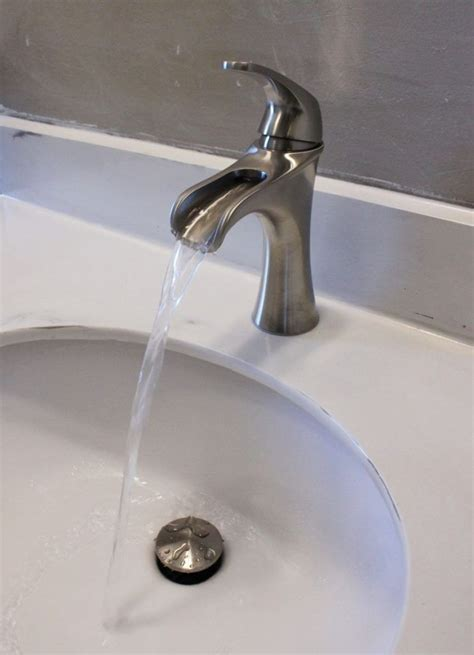how to install new kitchen faucet website also offers how to install new faucet kitchen love