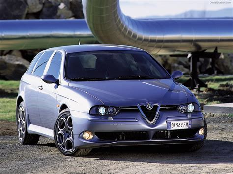 Alfa Romeo 156 Gta Exotic Car Wallpapers #020 Of 31