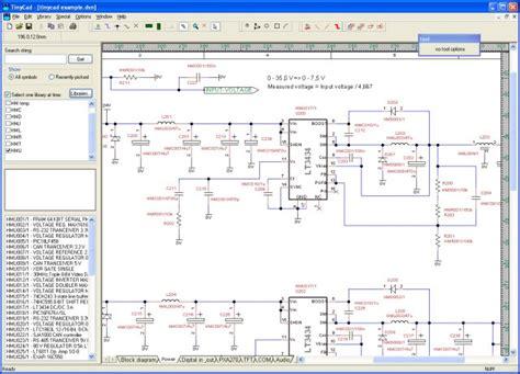 electrical    create circuit diagrams