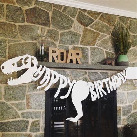 roarsome dinosaur birthday party ideas pretty  party
