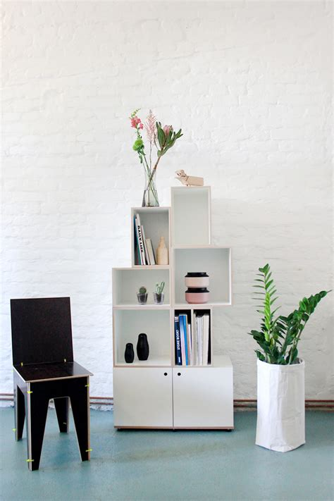 Stuhl Als Regal by Designer Stuhl Holz Designstuhl Hellgrau Und Holz Erset