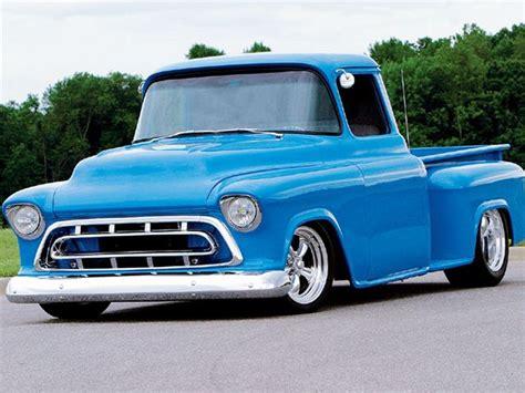 1957 Custom Chevy Pickup