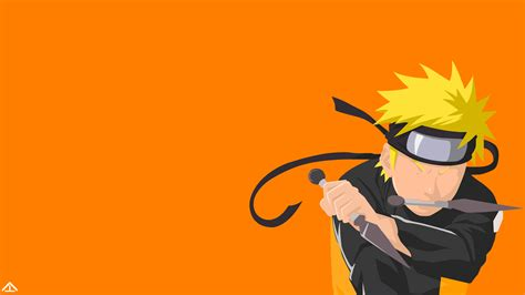 Naruto Minimalist By Hailstone294 On Deviantart