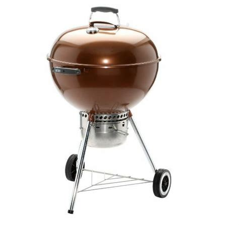 Backyard Grill 22 Inch Charcoal Grill by Kettle 22 Inch Copper Charcoal Grill Outdoor Portable