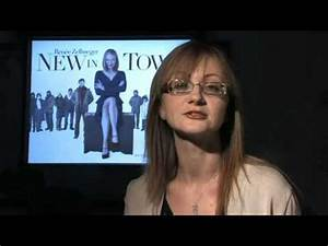 Washington Times Movie Review: New In Town - YouTube