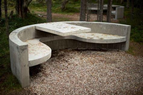 concrete patio sts outdoor d 233 cor trend 26 concrete furniture pieces for your