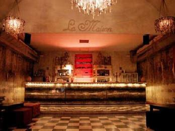 exclusive nightclubs in rome la maison roma reservations the luxury travel entertainment and