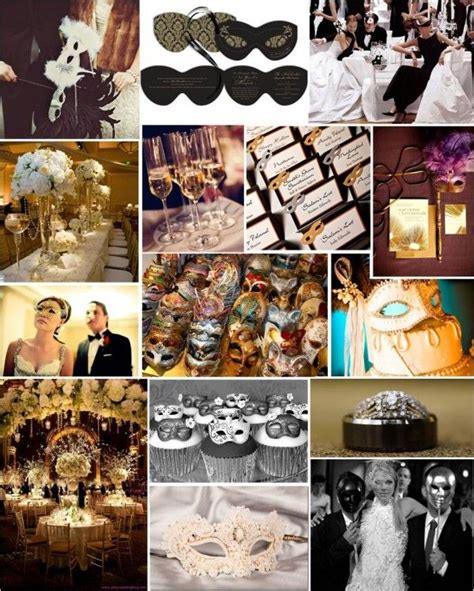 Masquerade Ball Wedding Theme Masquerade Themed Party