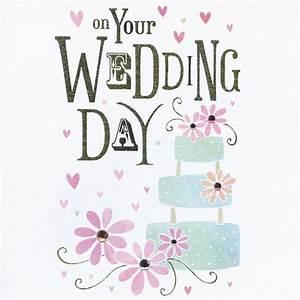 Day Card Online Wedding Cake Wedding Card Karenza Paperie