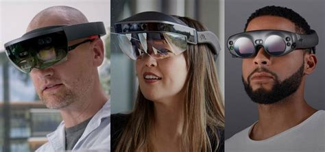 what s the difference between hololens meta 2 magic leap 171 next reality