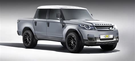2019 Jeep Ute by 2019 Land Rover Defender Ute