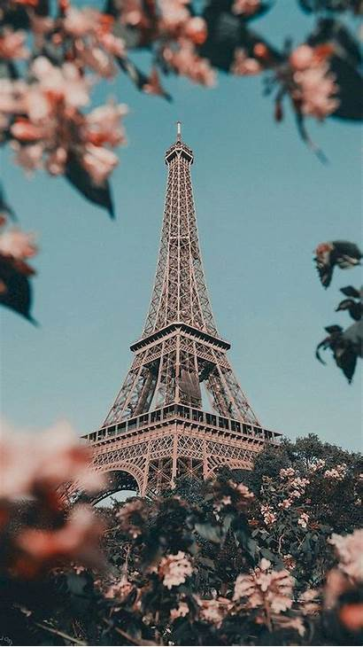 Paris Eiffel France Backgrounds Towers Aesthetic Tower