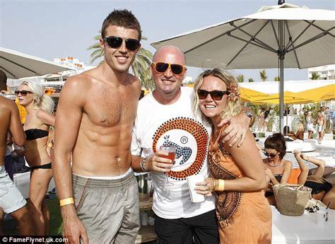 Joe Hart and Andy Carroll forget England Euro 2012 woe by ...