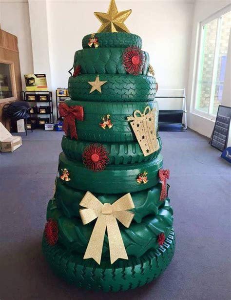creative christmas trees kitchen fun