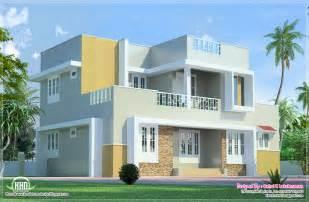 2 floor house beautiful 2 floor villa elevation in 1400 sq house design plans