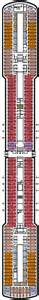 nieuw amsterdam deck plans ms nieuw amsterdam cruises great deals on cruises with
