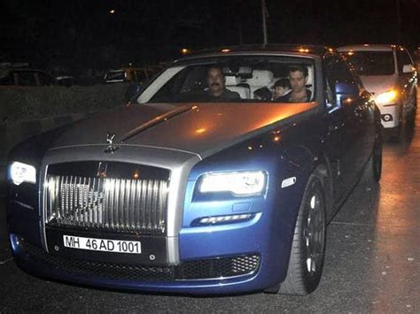expensive cars owned  bollywood celebrities
