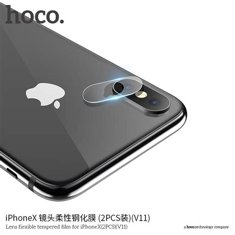 hoco tempered glass lens protector lensa kamera iphone