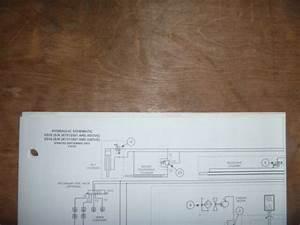 Bobcat V518 Telehandler Hydraulic Schematic Diagram Manual