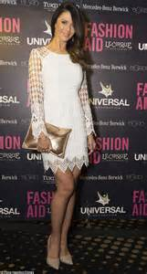 The Bachelor's Emily Simms rocks Birthday Suit at Fashion ...