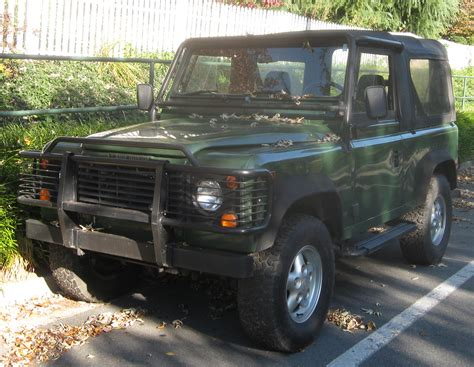 security system 1994 land rover defender 90 engine control land rover defender military wiki fandom powered by wikia
