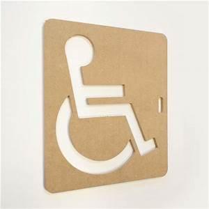 Marquage Au Sol Stationnement : pochoir handicap pmr pour marquage au sol de places de parking ~ Medecine-chirurgie-esthetiques.com Avis de Voitures