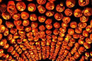 Hudson Valley Pumpkin Blaze by The Great Jack O Lantern Blaze Over 5 000 Carved Pumpkins