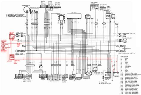 2015 F650 Parking Light Wiring Diagram by Inspired Modif Car Buell Wiring Diagram
