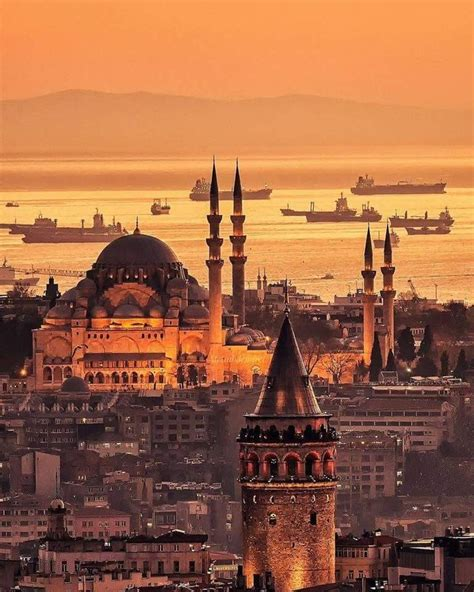 8 Places To Visit And Photograph In İstanbul