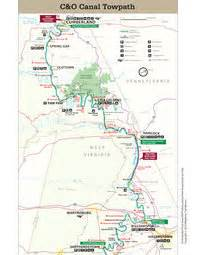 trail maps   great allegheny passage   canal