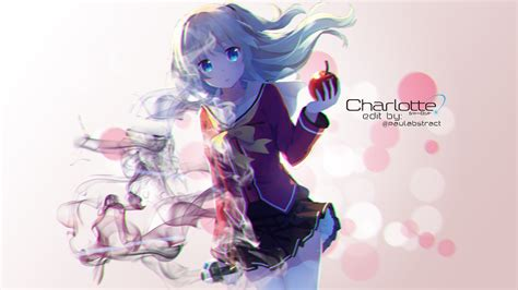 Fond Décran 1920x1080 Px Filles Anime Charlotte Anime