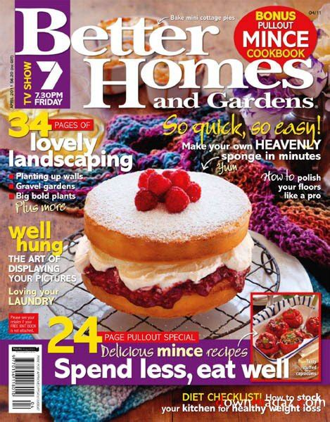 better homes and gardens magazine better homes and gardens april 2011 187 pdf