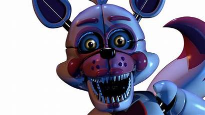 Foxy Fnaf Funtime Sister Location Jumpscare Deviantart