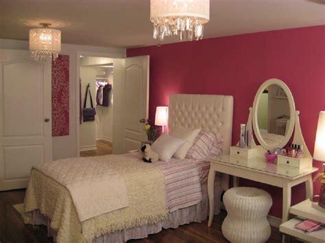 Classy Bedroom Designs For Teenage Girls