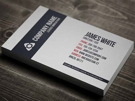 ultimate collection  business cards design  examples
