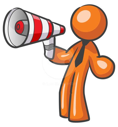 58 Free Megaphone Clipart Cliparting Image Of Advertising Clipart 1 Megaphone Clipart Free