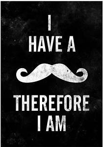 Mustache Party ... Manly Moustache Quotes