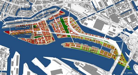 Hafen City Hamburg  Ud  Master Planning Pinterest