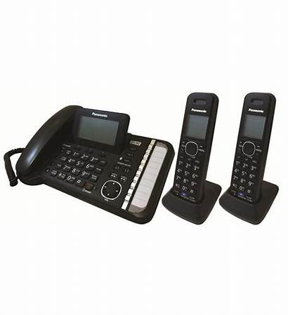 Cordless Panasonic Kx Answering Line Corded Cell