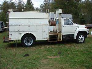 1986 Ford F600 For Sale  47 970 Miles