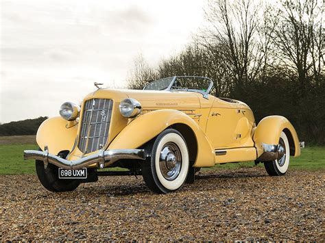 Great Cars 25k by Gatsby Style 1935 Auburn Eight Supercharged Speedster Is