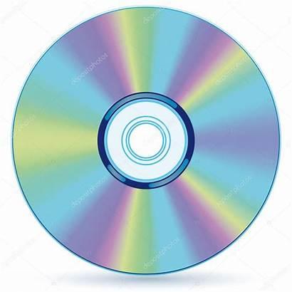 Cd Vector Illustration Disc Compact Alexanderzam Blu