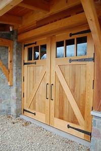 doors newwoodworks With barn style garage doors for sale